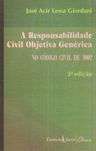 Imagem - A Responsabilidade Civil Objetiva Genérica