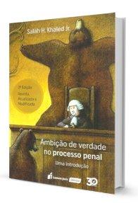 Imagem - Ambição de Verdade no Processo Penal