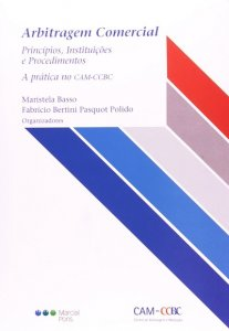 Imagem - Arbitragem Comercial:Princípios, Instituições e Procedimentos