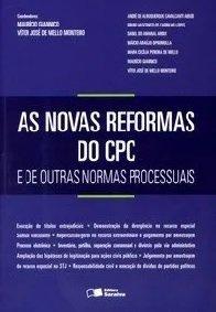 Imagem - As Novas Reformas do Cpc e de Outras Normas Processuais