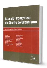 Imagem - Atas do I Congresso de Direito do Urbanismo