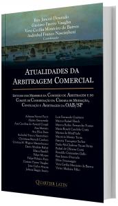 Imagem - Atualidades da Arbitragem Comercial