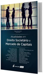 Imagem - Atualidades em Direito Societário e Mercado de Capitais - Volume I