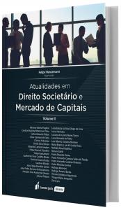 Imagem - Atualidades em Direito Societário e Mercado de Capitais - Volume II