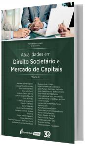 Imagem - Atualidades em Direito Societário e Mercado de Capitais - Volume III