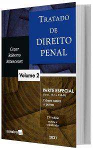 Imagem -  Tratado de Direito Penal V. 2