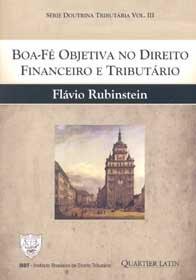 Imagem - Boa-Fé Objetiva no Direito Financeiro e Tributário