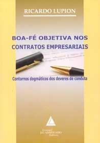 Imagem - Boa-Fé Objetiva Nos Contratos Empresariais
