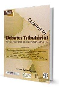 Imagem - Cadernos de Debates Tributarios - V. 01