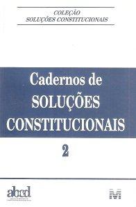 Imagem - Cadernos de Soluções Constitucionais