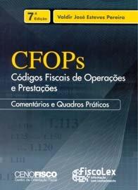 Imagem - Cfops Códigos Fiscais de Operações e Prestações