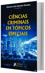 Imagem - Ciências Criminais em Tópicos Especiais