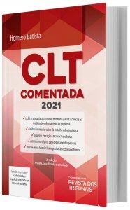 Imagem - CLT Comentada 2021