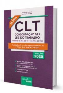 Imagem - CLT: Consolidação das Leis do Trabalho 2020