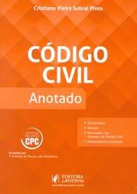 Imagem - Código Civil Anotado