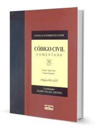 Imagem - Código Civil Comentado: Compra e Venda. Troca, Contrato Estimatório - Volume 6 [Tomo I]