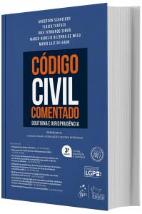 Imagem - Código Civil Comentado - Doutrina e Jurisprudência