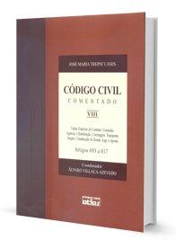 Imagem - Código Civil Comentado - V. 8 [Arts. 693 a 817]