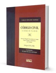 Imagem - Código Civil Comentado - V. 9