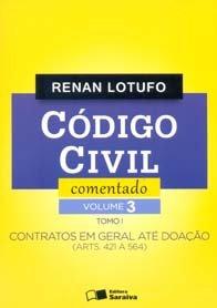 Imagem - Código Civil Comentado - Volume 3 [Tomo I]