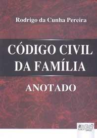 Imagem - Código Civil da Família Anotado