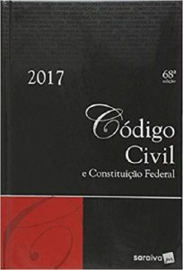 Imagem - Código Civil e Constituição Federal