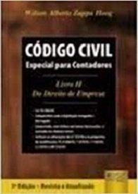 Imagem - Código Civil: Especial Para Contadores: Livro II: Do Direito De Emp.