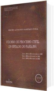 Imagem - Código de Processo Civil do Estado do Paraná