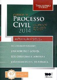 Imagem - Código de Processo Civil e Legislação Processual Em Vigor