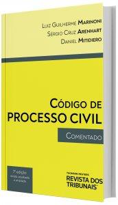 Imagem - Código de Processo Civil Comentado