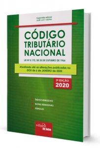 Imagem - Código Tributário Nacional: 2020 Mini