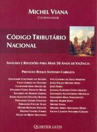 Imagem - Código Tributário Nacional Análises e Reflexões para Mais 50 Anos de Vigência