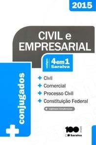 Imagem - Códigos 4 em 1 Civil e Empresarial