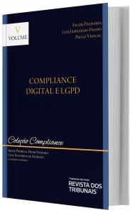 Imagem - Compliance Digital e LGPD - volume V