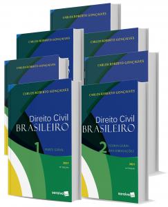 Imagem - Coleção Direito Civil Brasileiro 7 Volumes
