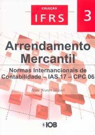 Imagem - Coleção Ifrs - Volume III Operações de Arrendamento Mercantil