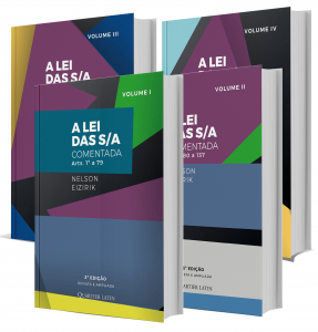 Imagem - Coleção - A Lei das S/A Comentada - 4 volumes, 3ª edição