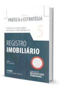 Imagem - Coleção Prática e Estratégia - Registro Imobiliário - V. 5