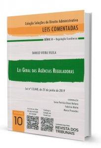 Imagem - Coleção Soluções de Direito Administrativo. Leis Comentadas. Série II - Regulação Econômica -Vol.10