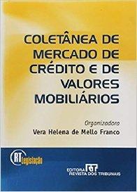 Imagem - Coletânea de Mercado de Crédito e de Valores Mobiliários