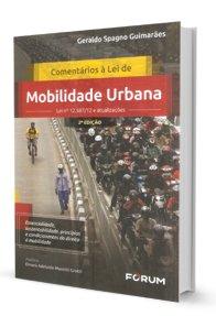 Imagem - Comentários a Lei de Mobilidade Urbana