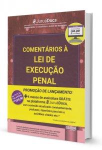 Imagem - Comentários à Lei de Execução Penal