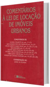Imagem - Comentários à Lei de Locação de Imóveis Urbanos