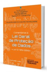 Imagem - Comentários a Lei Geral de Proteção de Dados