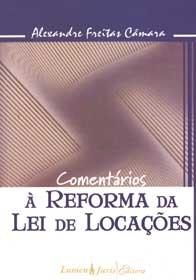 Imagem - Comentários a Reforma da Lei de Locações
