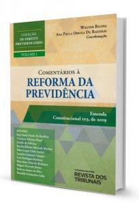 Imagem - Comentários à Reforma da Previdência - Vol 1