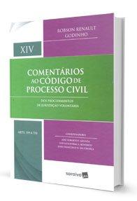 Imagem - Comentários Ao código de Processo Civil - Vol XIV