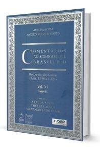 Imagem - Comentários Ao código Civil Brasileiro: do Direito das Coisas - V. XI - Tomo II