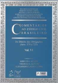 Imagem - Comentários Ao código Civil Brasileiro - V. VI (Arts. 579 a 721)