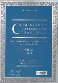 Imagem - Comentários Ao código Civil Brasileiro - V. XI Tomo I e II